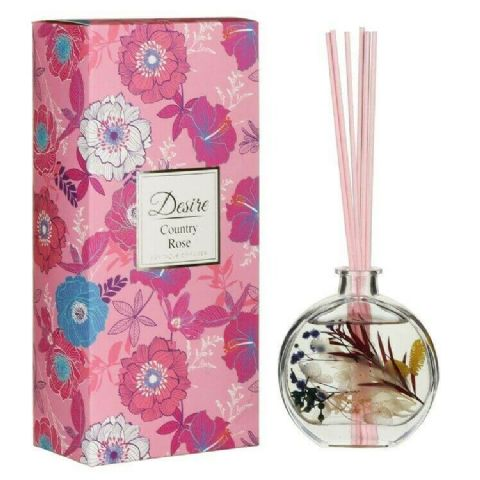 Country Rose Boutique Reed Diffuser - 100ml
